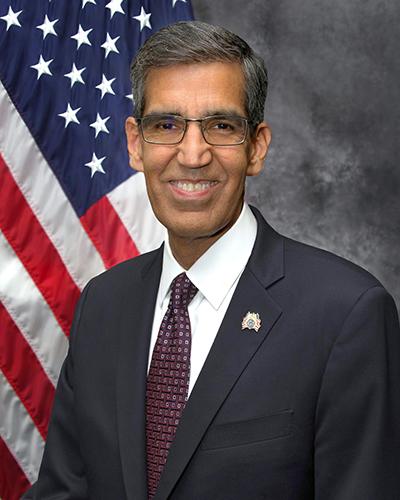 DEA Acting Administrator Uttam Dhillon