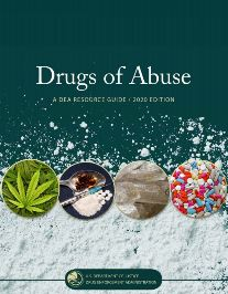 Drugs of Abuse 2020 cover