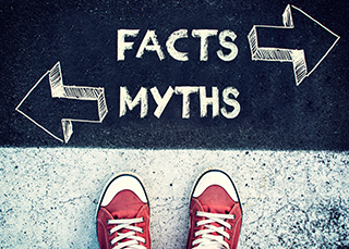 facts or myths graphic